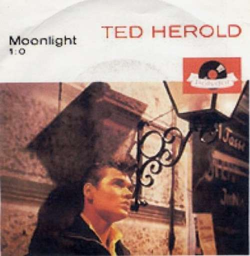 Bild Ted Herold - Moonlight (7, Single, Mono) Schallplatten Ankauf