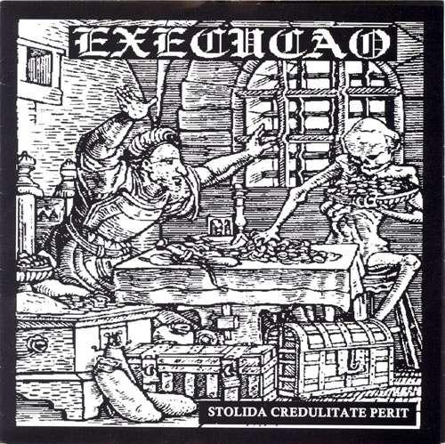 Bild Execucao - Stolida Credulitate Perit (CDr, Album) Schallplatten Ankauf