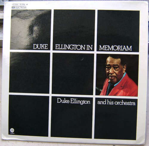 Cover Duke Ellington And His Orchestra - Duke Ellington In Memoriam (LP, Comp, Mono, RE) Schallplatten Ankauf