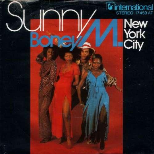 Cover zu Boney M. - Sunny (7, Single) Schallplatten Ankauf