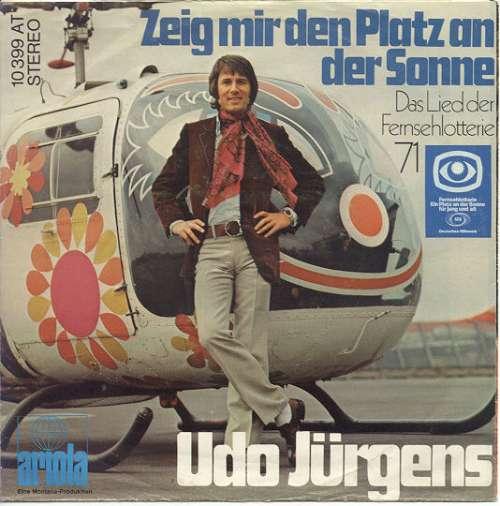 Bild Udo Jürgens - Zeig Mir Den Platz An Der Sonne (7, Single) Schallplatten Ankauf