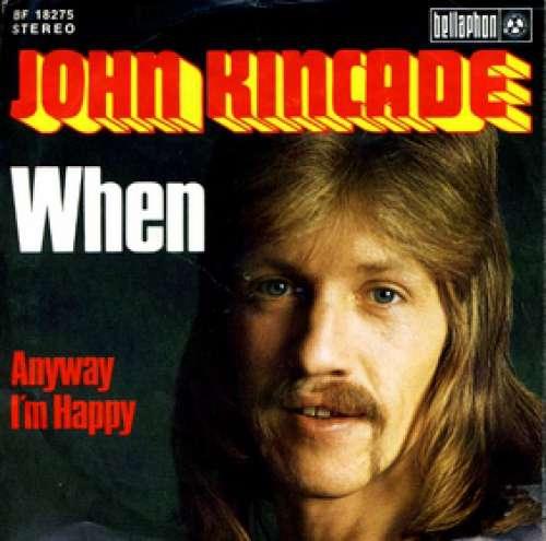 Bild John Kincade - When (7, Single) Schallplatten Ankauf