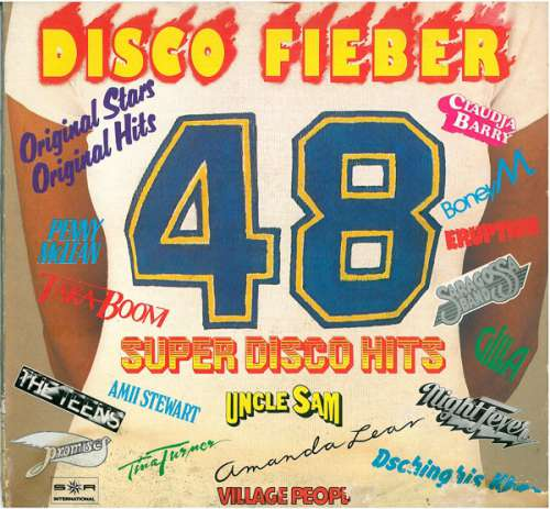 Bild Various - Disco Fieber - 48 Super Disco Hits (3xLP, Comp, Club) Schallplatten Ankauf