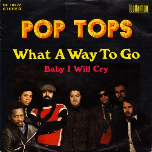 Bild Pop Tops* - What A Way To Go (7, Single) Schallplatten Ankauf