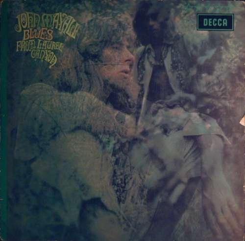 Bild John Mayall - Blues From Laurel Canyon (LP, Album, Gat) Schallplatten Ankauf