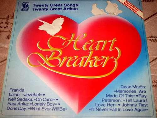 Cover zu Various - Heart Breaker (LP, Comp) Schallplatten Ankauf
