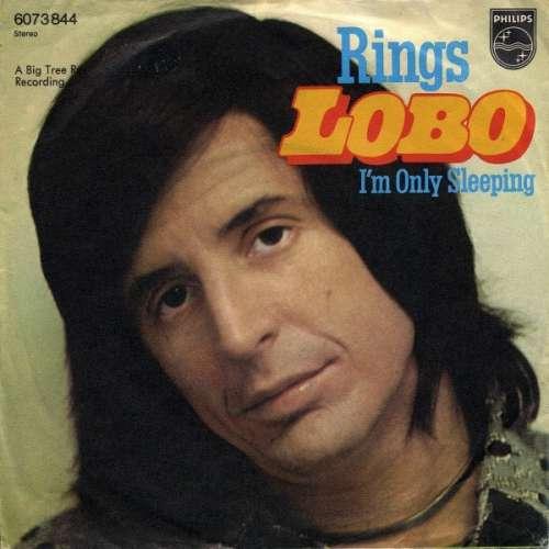 Bild Lobo (3) - Rings (7, Single) Schallplatten Ankauf