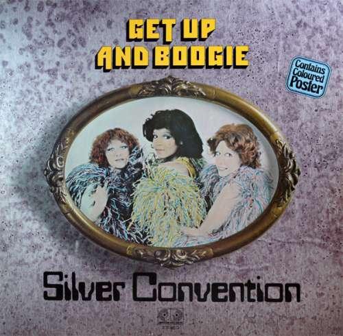 Bild Silver Convention - Get Up And Boogie (LP, Album) Schallplatten Ankauf