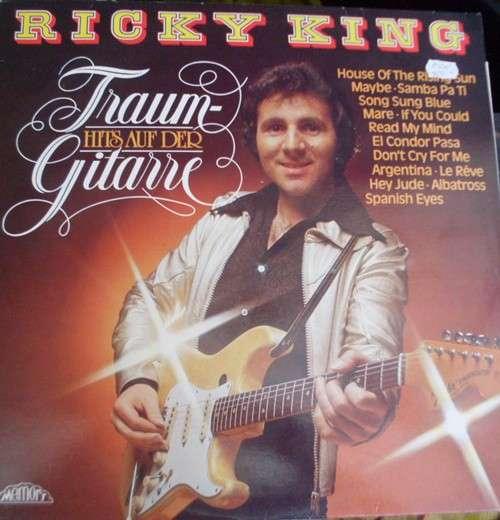 Bild Ricky King - Traum- Hits Auf Der Gitarre (LP, Comp) Schallplatten Ankauf