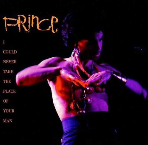 Cover Prince - I Could Never Take The Place Of Your Man (12) Schallplatten Ankauf