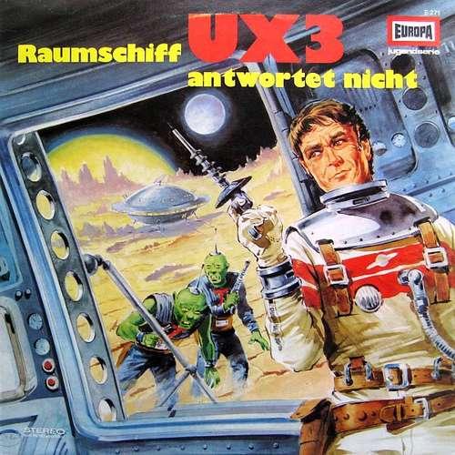 Cover zu Bert Varell - Raumschiff UX3 Antwortet Nicht (LP, RE, RP) Schallplatten Ankauf