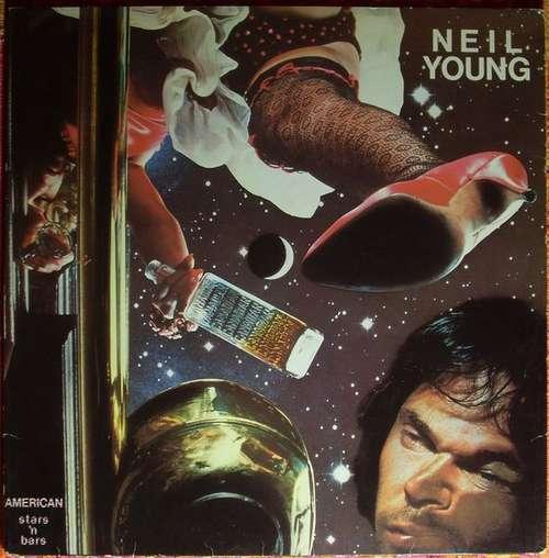 Bild Neil Young - American Stars 'N Bars (LP, Album) Schallplatten Ankauf