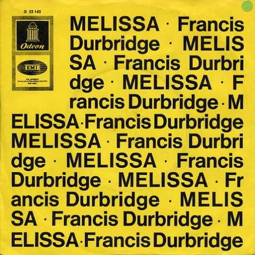 Bild Das Odeon-Studio-Orchester - Melissa (7, Single) Schallplatten Ankauf