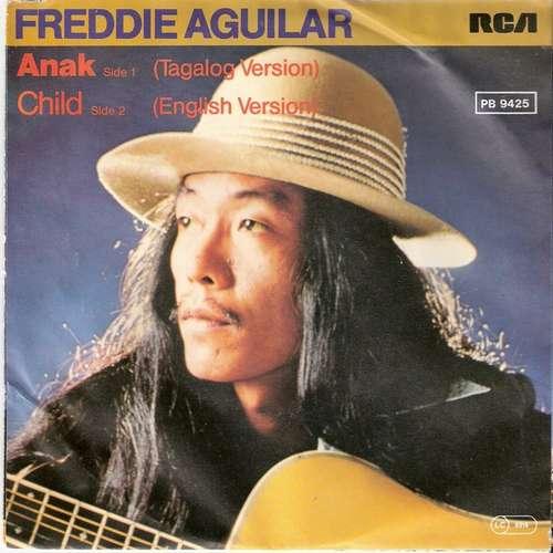 Cover zu Freddie Aguilar - Anak (7, Single) Schallplatten Ankauf
