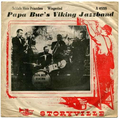Bild Papa Bue's Viking Jazzband* - Schlafe Mein Prinzchen / Wiegenlied (7, Single, Red) Schallplatten Ankauf