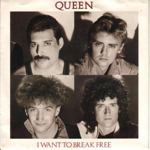 Bild Queen - I Want To Break Free (7, Single) Schallplatten Ankauf