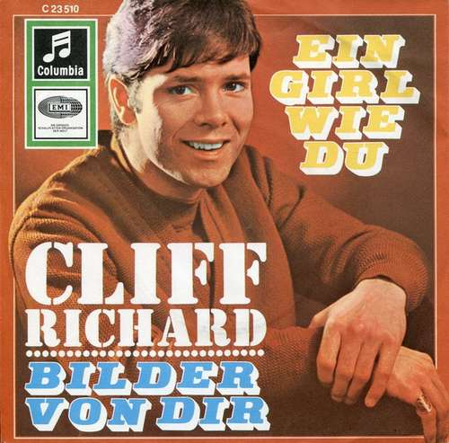 Bild Cliff Richard - Ein Girl Wie Du / Bilder Von Dir (7, Single) Schallplatten Ankauf