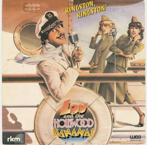Bild Lou And The Hollywood Bananas* - Kingston Kingston (7, Single) Schallplatten Ankauf