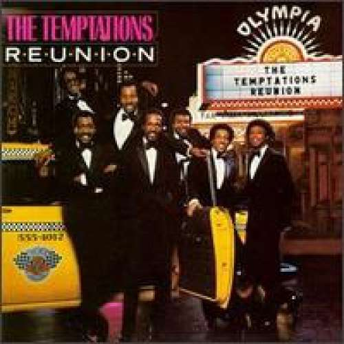 Cover zu The Temptations - Reunion (LP, Album) Schallplatten Ankauf