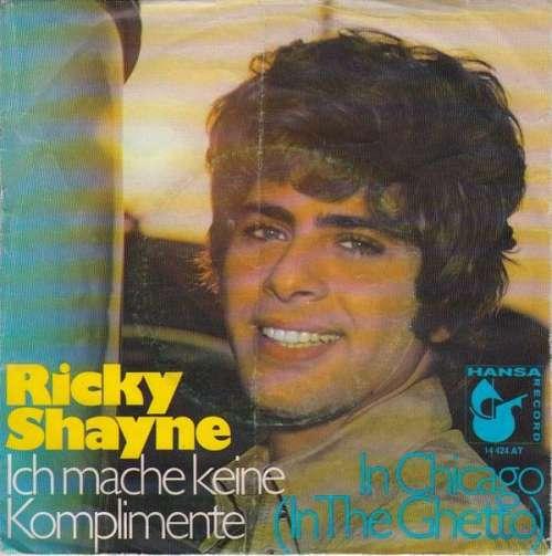 Cover Ricky Shayne - Ich Mache Keine Komplimente (7, Single) Schallplatten Ankauf