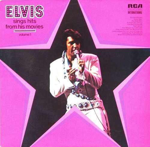 Cover Elvis Presley - Sings Hits From His Movies - Volume 1 (LP, Comp) Schallplatten Ankauf