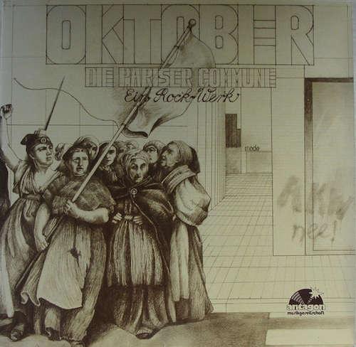 Bild Oktober (2) - Die Pariser Commune (2xLP, Album) Schallplatten Ankauf
