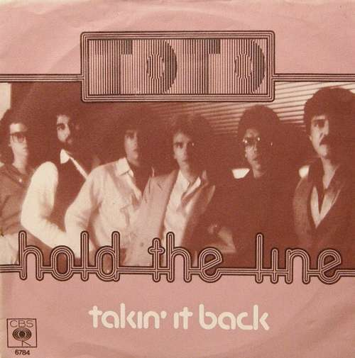 Bild Toto - Hold The Line (7, Single) Schallplatten Ankauf