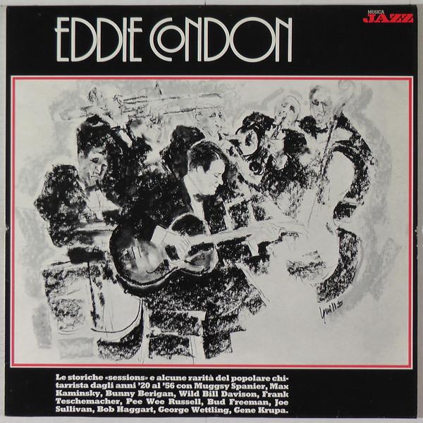 Cover zu Eddie Condon - Eddie Condon (LP, Comp) Schallplatten Ankauf