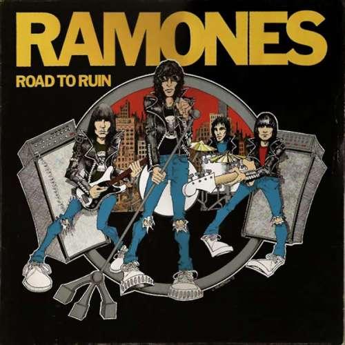 Cover Ramones - Road To Ruin (LP, Album) Schallplatten Ankauf