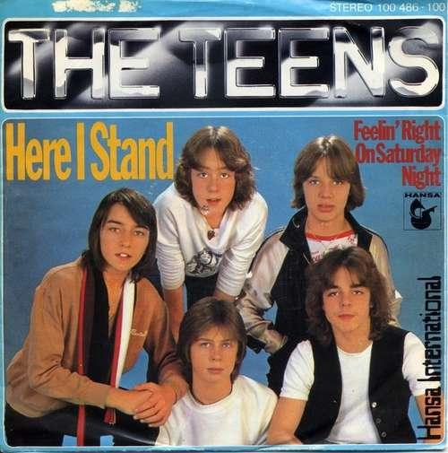 Bild The Teens - Here I Stand (7, Single) Schallplatten Ankauf