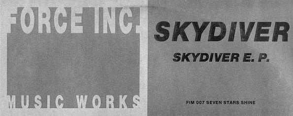 Bild Skydiver - Skydiver E.P. (12, EP) Schallplatten Ankauf