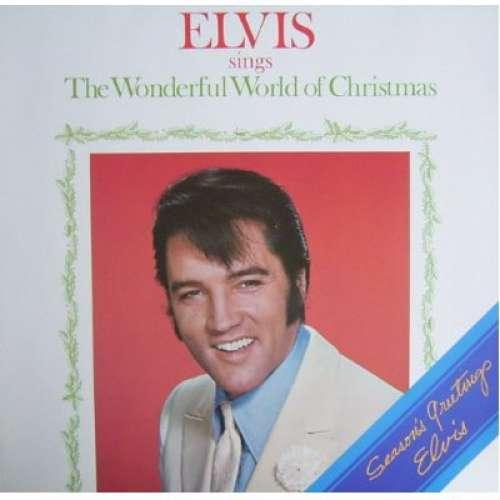 Cover Elvis Presley - Elvis Sings The Wonderful World Of Christmas (LP, Album, RE) Schallplatten Ankauf