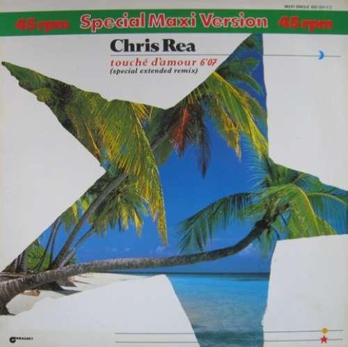 Cover zu Chris Rea - Touché D'Amour (12, Maxi) Schallplatten Ankauf