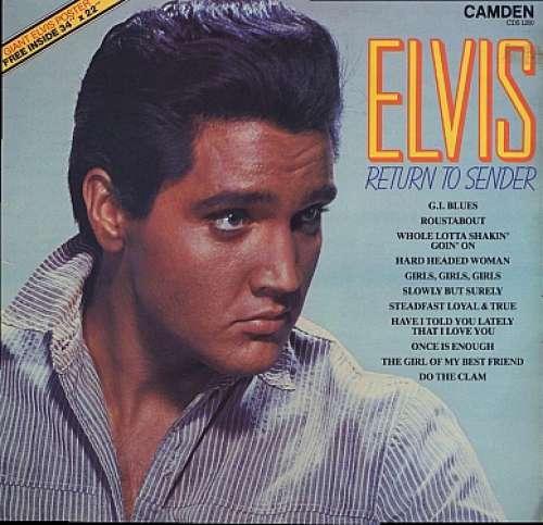 Cover Elvis Presley - Return To Sender (LP, Comp) Schallplatten Ankauf
