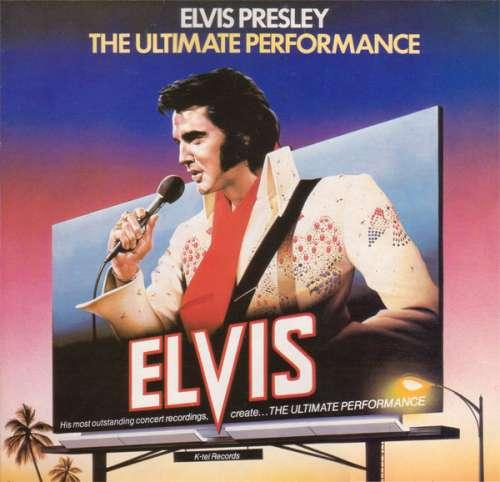 Cover Elvis Presley - The Ultimate Performance (LP, Comp) Schallplatten Ankauf