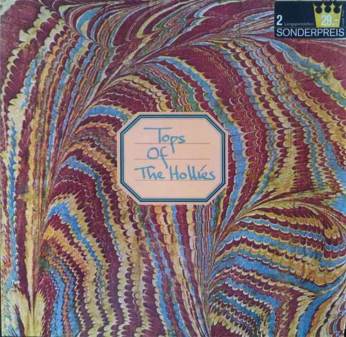 Bild The Hollies - Tops Of The Hollies (2xLP, Comp) Schallplatten Ankauf