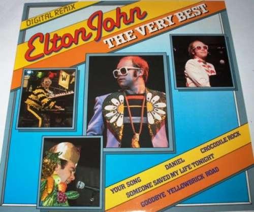 Bild Elton John - The Very Best (LP, Comp) Schallplatten Ankauf