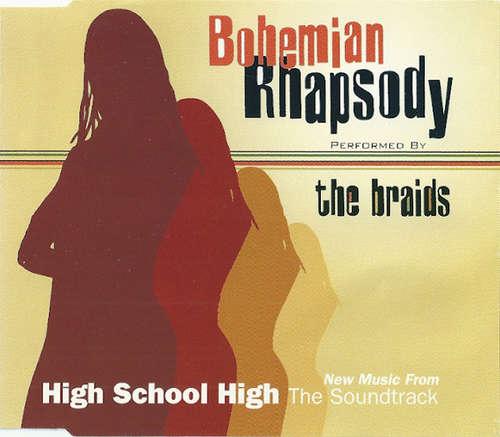 Cover The Braids - Bohemian Rhapsody (CD, Maxi) Schallplatten Ankauf