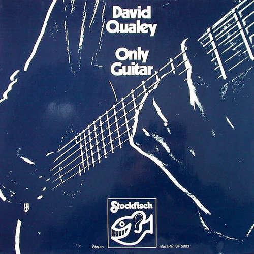Bild David Qualey - Only Guitar (LP, Album) Schallplatten Ankauf