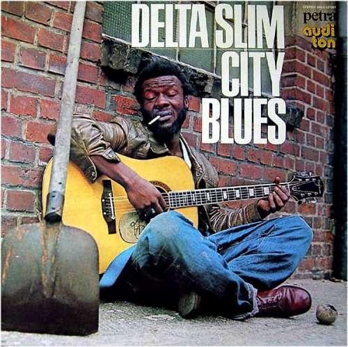 Bild Delta Slim - City Blues (LP) Schallplatten Ankauf