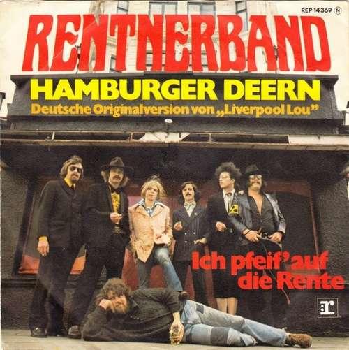 Bild Rentnerband - Hamburger Deern (7, Single) Schallplatten Ankauf