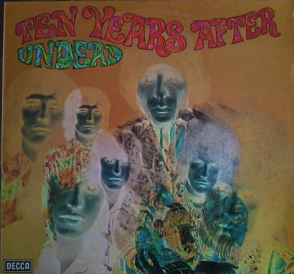Cover Ten Years After - Undead (LP, Album, RE) Schallplatten Ankauf