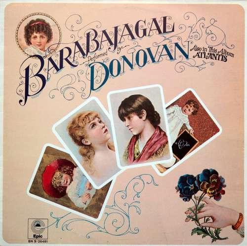 Bild Donovan - Barabajagal (LP, Album) Schallplatten Ankauf
