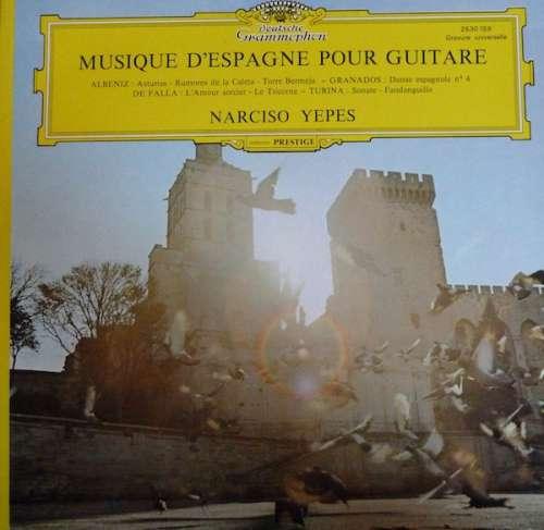 Bild Albeniz*, Granados*, De Falla*, Turina*, Narciso Yepes - Musique D'Espagne Pour Guitare (LP, Gat) Schallplatten Ankauf