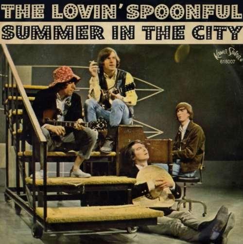 Bild The Lovin' Spoonful - Summer In The City (7, Single) Schallplatten Ankauf