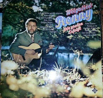 Bild Ronny (4) - Wolgalied - Die Großen Erfolge (2xLP, Comp) Schallplatten Ankauf
