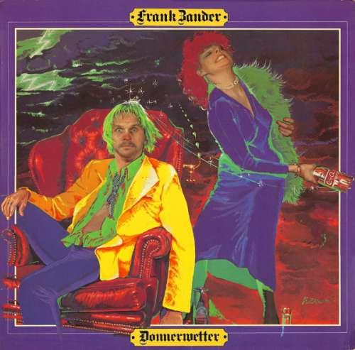 Bild Frank Zander - Donnerwetter (LP, Album) Schallplatten Ankauf