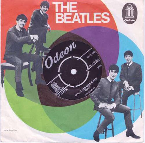 Cover The Beatles - Roll Over Beethoven (7, Single) Schallplatten Ankauf