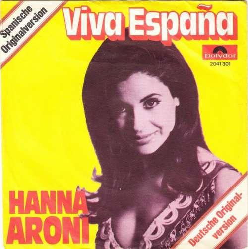 Bild Hanna Aroni - Viva España (7, Single) Schallplatten Ankauf