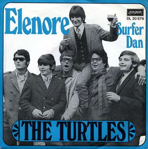Cover The Turtles - Elenore (7, Single) Schallplatten Ankauf